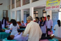 Blood Donation Camp- 2015