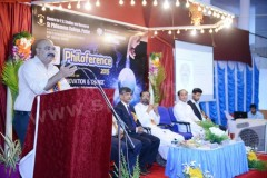 """Inauguration of """"Philoference -2015"""" – National Conference"""