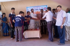 Valedictory Function of Annual Special Camp of NSS