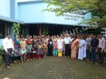 Orientation Visits by I MSW Students - 2014-15
