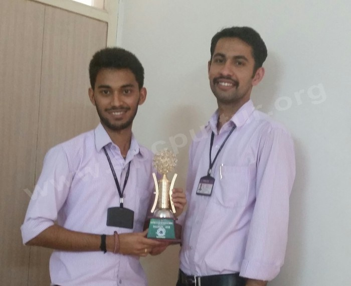 First Place in Business Quiz Magnum-2015