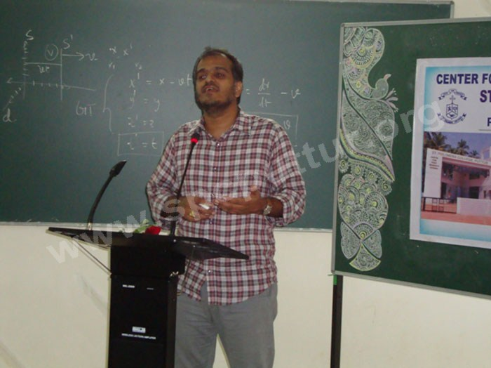 Guest-Talk-on-General-Theory-of-Relativity