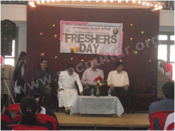 Pg-freshers Day