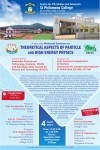 National Seminar on Theoretical Aspects of Particle & High Energy Physics