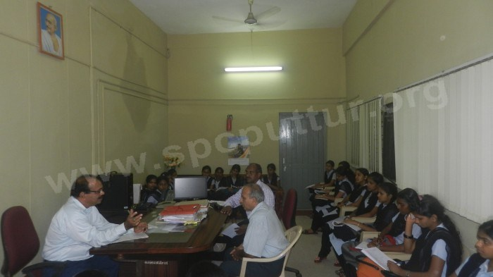 Visit to District Offices- English